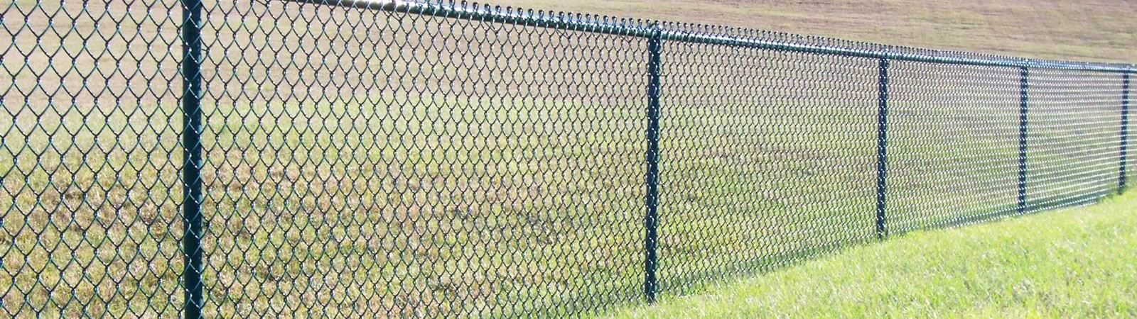Residential Fence Construction