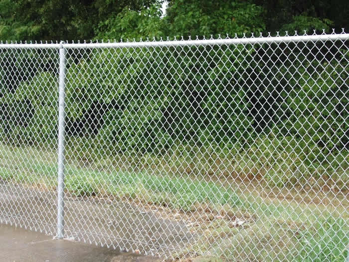 Chain Link Fence Contractor South Texas Fence And Deck Victoria Tx
